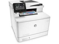 МФУ лазерное HP Color LJ M377dw с Wi-Fi