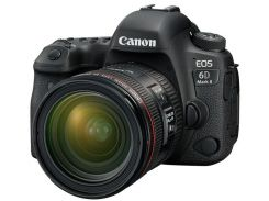 Фотоаппарат CANON EOS 6D MKII 24-70 L IS KIT (1897C028)