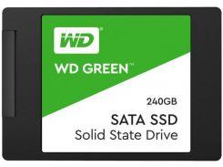 """SSD накопитель WD Green 240GB 2.5"""" SATAIII  (WDS240G2G0A)"""