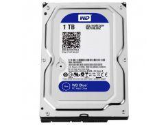 """жесткий диск внутренний wd 3.5"""" sata 3.0 1tb 5400rpm 64mb blue (wd10ezrz)"""