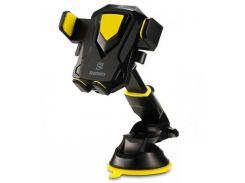 Автодержатель Remax Transformer Holder RM-C26 Black-Yellow