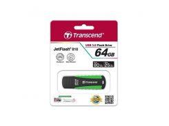 накопитель usb 3.0 transcend jetflash 810 64gb rugged (ts64gjf810)