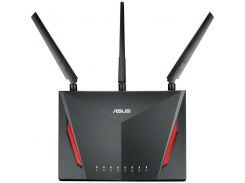 Роутер ASUS RT-AC86U AC2900 Gigabit, 1xUSB 3.0, 1xUSB 2.0 4х4 MIMO