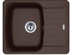 Кухонная мойка Franke AZG 611-62 Шоколад (114.0499.153)