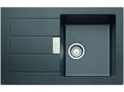 Кухонная мойка Franke SID 611-78 XL Черный (114.0497.952)