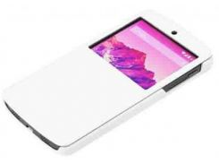 Чехол Rock для LG Nexus 5 Excel series White
