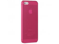 Чехол Ozaki для iPhone 5/5S/SE O!coat 0.3 Jelly Red