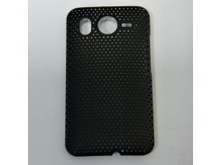 Чехол EasyLink для НТС Desire perforated mesh case Black