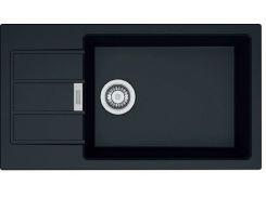 Кухонная мойка Franke SID 611-78 XL Slim Черный (114.0497.960)