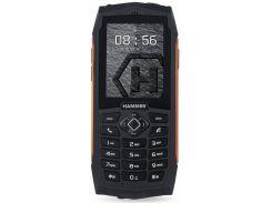 МобильныйтелефонmyPhoneHAMMER3DSOrange