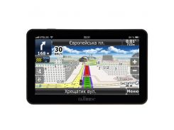 Авто GPS-навигатор Globex GE711 + Navitel