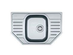 Кухонная мойка Franke PXL 612-E (Комплект в коробке со смесителем Narew 35 Plus) Декор (101.0444.134)