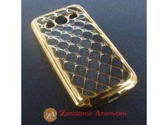 Samsung G360 G361 Core Prime чехол Electroplating