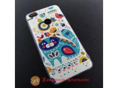 Xiaomi Redmi Y1 Note 5A prime чехол рисунок Акрил
