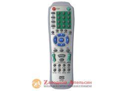 Пульт DVD SATURN ST1701 VITEK VT-4016BK