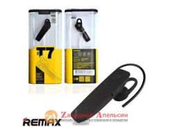 Гарнитура bluetooth Remax RB-T7 HD