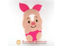 Xiaomi Redmi 4 prime объемный чехол свинка Pig