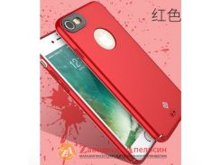 IPhone 7 8 пластиковый чехол TOTU Frosted red