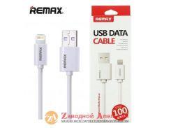 USB кабель Remax iPad iPod lighting classic 1м