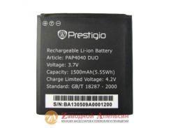 Аккумулятор батарея Prestigio PAP 4040