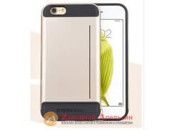 Iphone 6 6s противоударный чехол Totu PC\TPU
