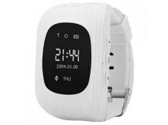 Smart Baby Q50 GPS Smart Tracking Watch White
