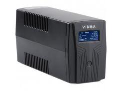 Vinga LCD 800VA plastic case (VPC-800P)