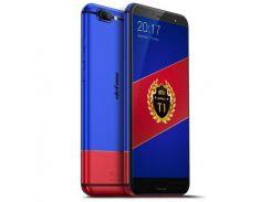 Ulefone T1 Premium 6/128Gb Blue/Red