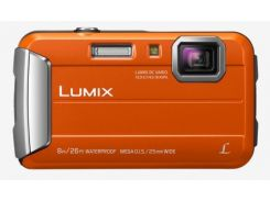 PANASONIC DMC-FT30EE-D Orange