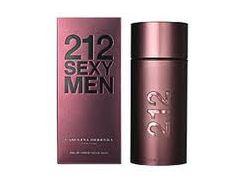 Carolina Herrera 212 Sexy Men туалетная вода 100мл