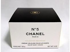 CHANEL №5 Creme Velours Pour le Corps Velvet body cream Tester,150ml