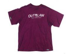 Футболка Balzer Outlaw Бордовая 18646015-XXL