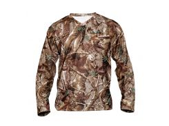Футболка Norfin Hunting Alder Long Sleeve Passion Green 727001-S