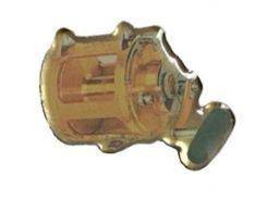 Значок Balzer с логотипом мультипликаторной катушки