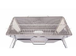 Гриль на углях Kovea Magic II Stainless BBQ (KCG-0901)