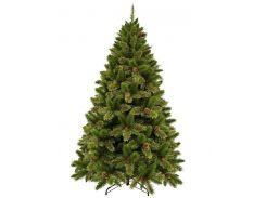 Ель искусственная Triumph Tree Dewberry 2.15 м Зеленая (8718861155358)
