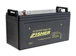 Гелевый аккумулятор Fisher 90Ah
