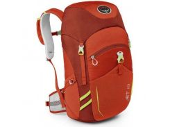 Рюкзак Osprey Jet 18 Strawberry Red O/S