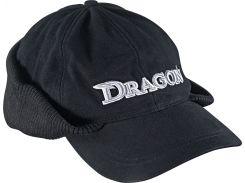 Кепка Dragon теплая с трикотажным отворотом М/56 (TCH-90-095-01/M)