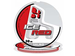 Леска Salmo HI-TECH ICE RED 30 м (4941) 0,20mm - 3.85kg