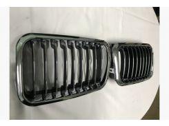 Ноздри в решетку радиатора BMW 3 серия E-36 1990-2000 2 шт. (ABS-пластик)