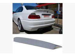Спойлер BMW 3 серия Coup E-46 1998-2006 (под покраску)