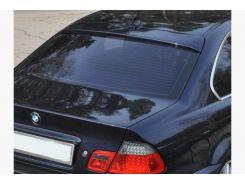 Бленда BMW 5 серия E-34 1988-1995 (стекловолокно, под покраску)