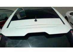 Спойлер Fiat Grande Punto, Punto EVO, Punto 2012- ABARTH (стеклопластик, под покраску)