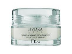 Крем для лица - Christian Dior HydraLife Pro-Youth Silk Creme тестер 50мл