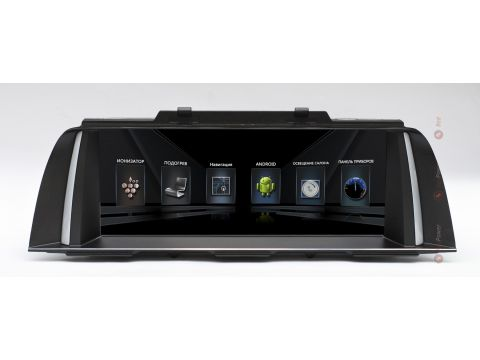 Автомагнитола штатная RedPower 31085IPS BMW 5 (F10 / F11) 2011-2012 Киев