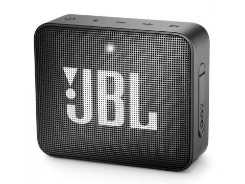 Портативная колонка JBL Go 2 Black (JBLGO2BLK) Киев