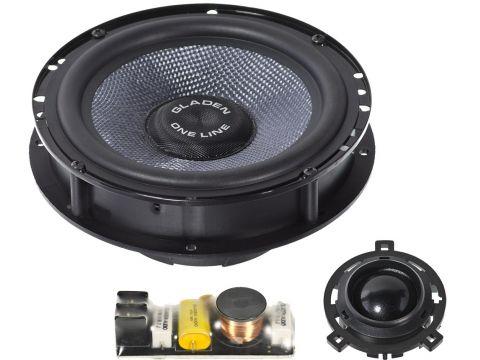 Автоакустика Gladen Audio ONE 165 GOLF 6-RS Киев