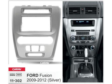Рамка переходная Carav 11-302 FORD Fusion 2009-2012 2-din Киев