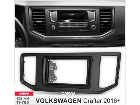 Рамка переходная Carav 11-785 Volkswagen Crafter 2016+